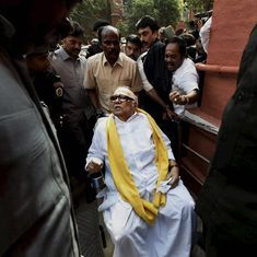Chennai: DMK Chief M Karunanidhi discharged from Kauvery hospital