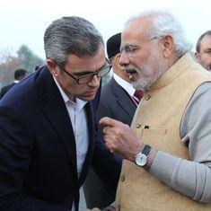 Election watch: Modi attacks Omar Abdullah for demanding separate PM for Jammu and Kashmir