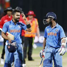 Ajinkya Rahane will open in all five ODIs against Windies: India skipper Virat Kohli