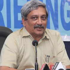 Parrikar's remarks on India's nuclear policy mars efforts for NSG, UNSC membership: Opposition