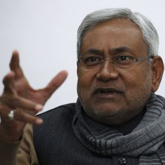 Supreme Court wants Election Commission's views on disqualifying Bihar Chief Minister Nitish Kumar