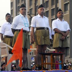 Days before eastern UP votes, RSS is still trying to placate leaders miffed over ticket distribution
