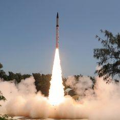 अग्नि-5 मिसाइल के सफल परीक्षण सहित आज के सबसे बड़े समाचार