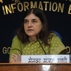 Maneka Gandhi says Centre may change laws to allow confiscating property of NRI men who desert wives