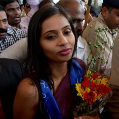 Central Administrative Tribunal asks Centre to re-examine Devyani Khobragade's case for promotion