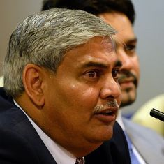 Shashank Manohar defers resignation as ICC chairman