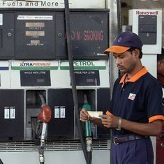 Petrol and diesel prices rise for the sixth straight day