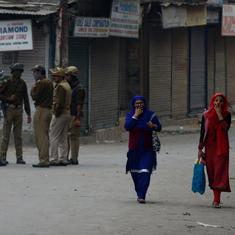 India is running out of options in Kashmir. Involving women in peace process can make the difference
