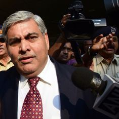Shashank Manohar to continue as International Cricket Council chairman till June 2018