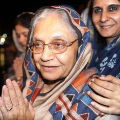 The big news: Sheila Dikshit to be Congress CM candidate in Uttar Pradesh, and 9 other top stories