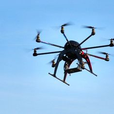 Civil Aviation Ministry issues draft rules governing use of civilian drones