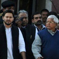 Power play: Why are Lalu Prasad Yadav and his sons suddenly under intense scrutiny?