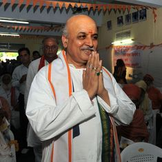 As the BJP starts preparations for the Gujarat polls, is Pravin Togadia the new Yogi Adityanath?