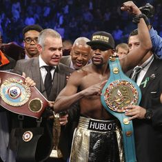If neuroscience is to be believed, Floyd Mayweather will beat Conor McGregor convincingly