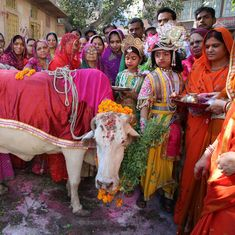 In charts: Vegetarianism in India has more to do with caste hierarchy than love for animals