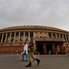 Three more parties move no-confidence motion against Narendra Modi-led government