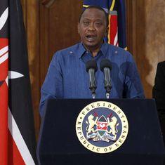 Kenya Supreme Court rejects presidential election results that declared Uhuru Kenyatta the winner