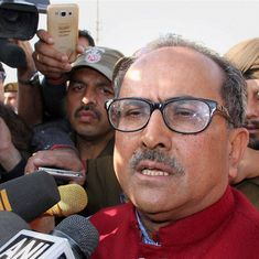 BJP's Nirmal Singh resigns as Jammu and Kashmir deputy chief minister
