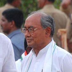 Why Congress leader Digvijaya Singh is planning to walk 3,300 km across Madhya Pradesh in six months
