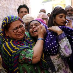 Dadri lynching: Death of accused triggers protests in Bishada village