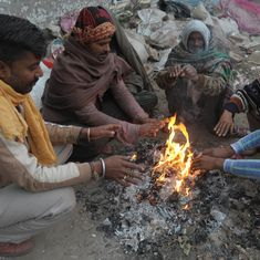 Cold wave warning issued for North India, mercury likely to drop 2°C to 4°C