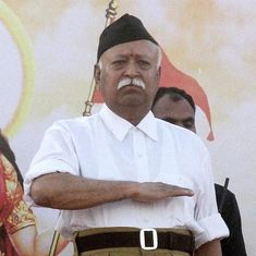 Kerala: District collector who barred RSS chief Mohan Bhagwat from hoisting tricolour transferred
