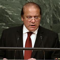 शरीफ ने कहा- कश्मीरियों का संघर्ष जाया नहीं होगा, कश्मीर के पाक में शामिल होने का इंतजार है