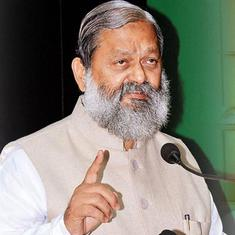 Anil Vij defends tweet on Disha Ravi after row, says 'wanted to purify thoughts'