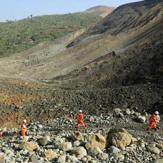 Myanmar: At least 27 dead after landslide at jade mine