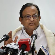 'Demonetisation helped convert up to Rs 4 lakh crore of black money into white': P Chidambaram