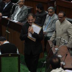 Jammu and Kashmir: BJP's Kavinder Gupta sworn in as deputy chief minister