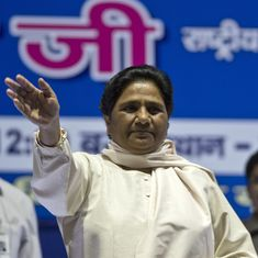 Mayawati announces compensation for Una assault victims, criticises BJP for attacks on Dalits