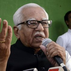 Uttar Pradesh: Governor Ram Naik writes to Adityanath about official's alleged bribe demand