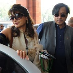 Medical panel submits 'inconclusive report' on Sunanda Pushkar's death