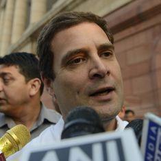 Cardiac problem, auto-immune disease: Congress diagnosis of UP debacle refuses to blame Rahul Gandhi
