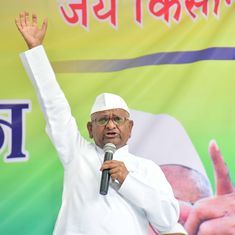 Modi has never replied to my letters, has 'ego of his prime ministership', says Anna Hazare
