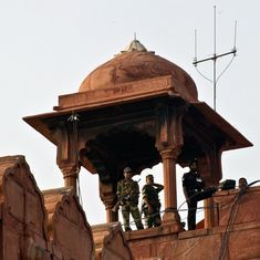 ASI officials find explosives and ammunition in well at Red Fort