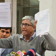 Delhi court fines AAP leader Ashutosh Rs 10,000 in Arun Jaitley defamation case