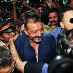 Bombay High Court dismisses petition challenging parole for actor Sanjay Dutt