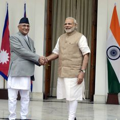 Nepali Prime Minister KP Oli was once called 'Man of India'. Why has he turned such a bitter critic?