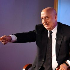In open letter to new FTII chairman Anupam Kher, students criticise lavish spending on ceremonies