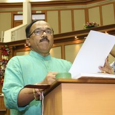 Goa: Former CM Laxmikant Parsekar to get Lokayukta notice over renewal of mining leases