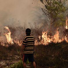 इंडोनेशिया ने धुंध से एक लाख लोगों की मौत बताने वाले अमेरिकी शोध को खारिज किया