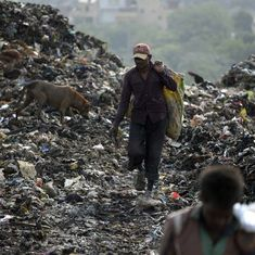 A tower of garbage almost as high as Qutub Minar: A report details the mess at Delhi's landfills