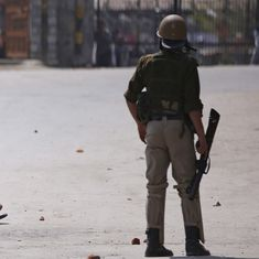 Police firing in India has killed two civilians per week over the past seven years