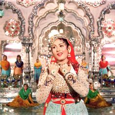 Film legend Madhubala joins the Madame Tussauds gallery in Delhi