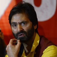 JKLF chief Yasin Malik demands justice for juveniles arrested in police officer lynching case