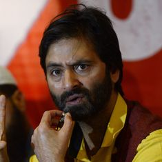 Like Kulbhushan Jadhav's family, my mother was mistreated in Tihar jail, says Yasin Malik
