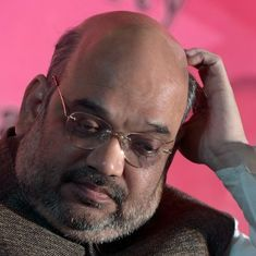 Eastern UP: BJP rebel candidates snub Amit Shah's attempts to convince them to drop out of race