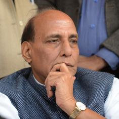 West Bengal: Rajnath Singh speaks to Mamata Banerjee after violence reported at Amit Shah's rally